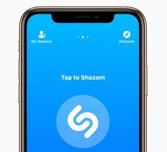 Apple achète Shazam